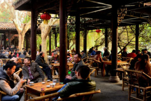Tea Culture In China-Chinese Tea House